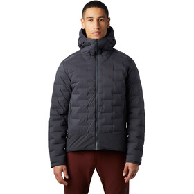 Mountain Hardwear Super/DS Climb Jacket Herre Dark Storm
